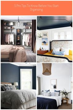 Looking to clear clutter from your home for the New Year? See five IKEA essentials that will get the job done. bedroom 5 Pro Tips to Know Before You Start Organizing Small Room Decor, Small Room Bedroom, Small Rooms, Home Decor Bedroom, Master Bedroom Layout, Bedroom Layouts, Top Paint Colors, Comfy Bedroom, Industrial Bedroom
