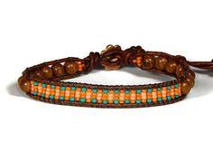 Bead Loom Leather Wrap Bracelet Friendship Bracelet Assorted
