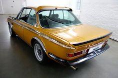 1973 BMW 3.0 - CSL, Rarität mit Compl.Historie | Classic Driver Market