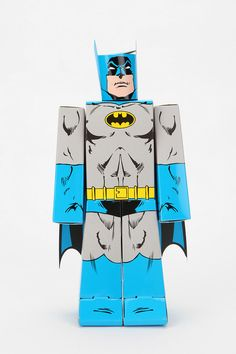 Kooky Craft DIY Paper Figure-- Batman  (They have others)