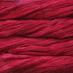 Malabrigo Lace, Ravelry Red