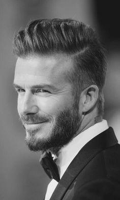 David Beckham - footballer , spokesman, SMA 2015