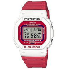 0f7103403f9f Casio Herren Digital DW5600TB-4A Japan-Automatic Harz Armbanduhr Weiß  Wasser Re  geschenkideen. Casio G ShockG ...