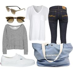 Casual sporty