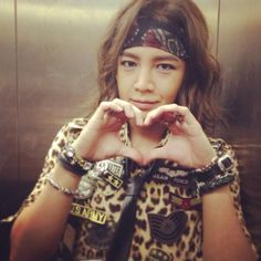 @AsiaPrince_JKS #missyourlonghair_jks #beyourself_jks #leopardprint_jks YOU ARE AN AMAZING PERSON.I love you so much