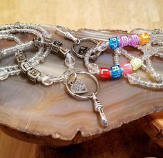 Check out this item in my Etsy shop https://www.etsy.com/listing/534972526/jeep-girl-beaded-lanyards-featuring-a