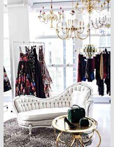 Closet with light omg love