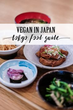 Vegan in Japan: Vegan Tokyo Food Guide - The best restaurants and cafes!
