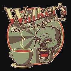 robotrobotROBOT Walker's Coffee Indie Tee