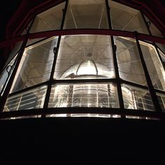 Enjoyed our Dark of the Moon tour of the St. Augustine Lighthouse this evening. Tony was a great tour guide. We didn't see any ghosts but as we were leaving and talking to Tony one of the parking lot lights came on for a moment and then went off. Tony thought that was odd as it is on a switch with others lights and no one turned it on nor did the others lights came on. #fun #lighthouse #staugustine #haunted @staugustinebuzz by pamfromcincy