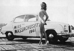 Miss Massachusetts 1961