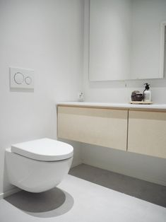 Small Bathroom, Master Bathroom, Guest Toilet, Ceramic Sink, Bathroom Interior, Powder Room, Sweet Home, New Homes, Vanity
