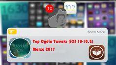 Top 10: Tweaks de Cydia para iOS 10.X (Marzo 2017)