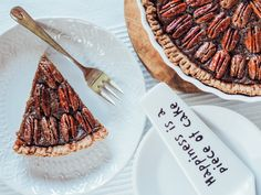 Pekanový koláč s javorovým sirupem a hruškami