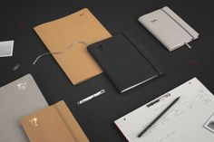 New czech stationery - Body and soul of paper