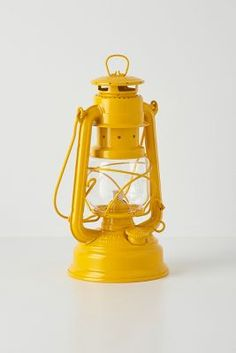 Decorative Oil Lantern