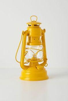 Decorative Oil Lantern