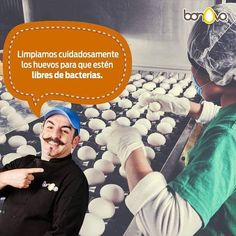 ¡Descubre #PasoAPaso cómo obtenemos el huevo sin cascarón y disfruta del sabor único de #Bonovo! @AquilesChavez #SaldelCascarón #Huevos  #Cocina #Food #Comida #Delicioso