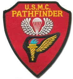 Patch - USMC Pathfinder L301