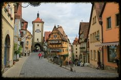Rothenburg of the tauber