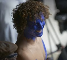 David Luiz in The Forever Blue Chelsea FC Adidas Photoshoot