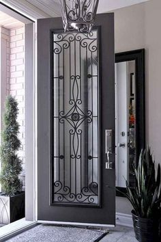 100 Unique Front Doors Colors Design Ideas (17)