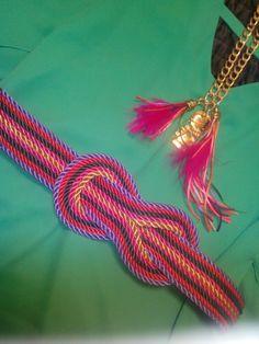 Cinturon y collar