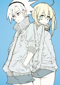 Soul Eater Love how they look here :)