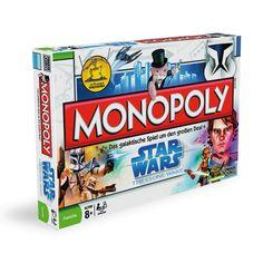 Monopoly Star Wars - Geschenke von Geschenkidee