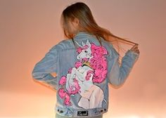 Unicorn Jacket - JBFASHIONART