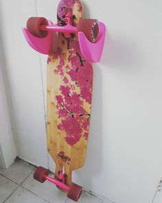 Longboard mount by 3dprintabulous