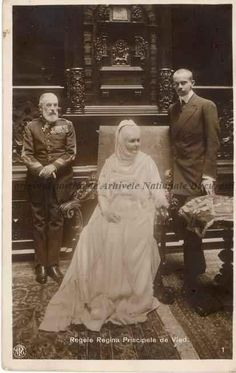 King Carol I. Prince of Wied Romanian Royal Family, Elisabeth I, Old Movies, Royalty, King, Statue, History, Queens, Photographs