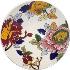 Homepage US - Hobbies paining body for kids and adult Painted Plates, Hand Painted Ceramics, Ceramic Plates, Porcelain Ceramics, Ceramic Pottery, China Painting, Ceramic Painting, Pottery Painting Designs, Pottery Workshop