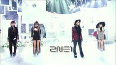 2NE1_1124_SBS Inkigayo_그리워해요(MISSING YOU)