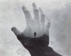 Fascinating Series Of Double Exposure Photos Paired With Words Of Wisdom - DesignTAXI.com