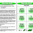 Fraction Relay: Proper Fractions Games - The interesting game of Fraction Relay gives students the opportunity to use manipulatives to create fractions. Math Fraction Games, Math Games, Teaching Math, Teaching Ideas, Teaching Tools, Common Core Math Standards, Teacher Helper, Math Classroom, Classroom Ideas