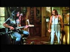 Cheech & Chong: Mexican Americans :) My dad used to play this all the time when I was little. He doesn't have a Mexican accent, but his dad does, so he can do it spot on (so can I, hahaha)