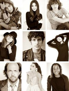 The VicTORious Cast. Such a beautiful cast