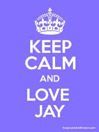 Jay <3 Jay is just so great.