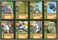 Sneak Peek: Unfinished cards from Evertide's upcoming game, 'Goblins: Alternate Realities'.
