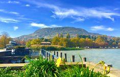 Magyarország Veszprém megye hegy Badacsony Balaton Beautiful Places, Most Beautiful, Hungary, Bali, Paradise, New Homes, Europe, Mountains, Travel