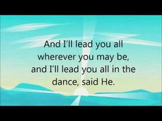 Lord of the dance - Hymn (Instrumental with Lyrics) - YouTube