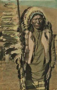 Black Elk, Oglala Lakota
