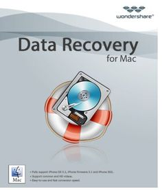 Wondershare Data Recovery for Mac 3.7.1 Multilingual (Mac OSX)
