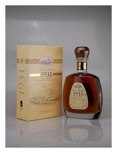 St Lucia 1931 Rum 40%Vol 0,7l