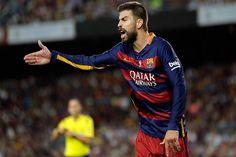 Madridista Siapkan Sambutan Khusus untuk Gerard Pique