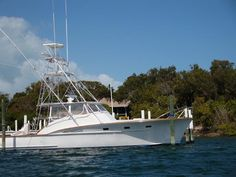 HMY Yacht Sales has the best selection of used yachts for sale of any brokerage firm. Find used motor yachts, sport fishing yachts, center console boats, and much more. Fishing Yachts, Fishing Boats, Offshore Boats, Center Console Boats, Shrimp Boat, Yacht Boat, Sport Fishing, Motor Yacht