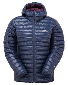 The Mountain Equipment Women's Arete Hooded Jacket has been revised for 2016 to make every gram of down count! It's a super-light down jacket 700 fill power