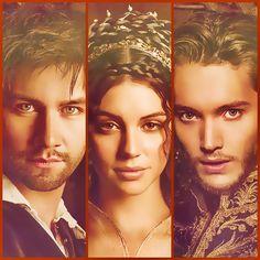 Bash, Mary, & Francis