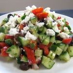 Build Your Own Greek Salad